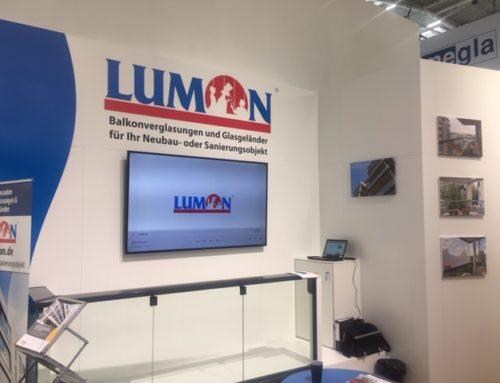Profil Marketing begleitet Lumon auf der BAU