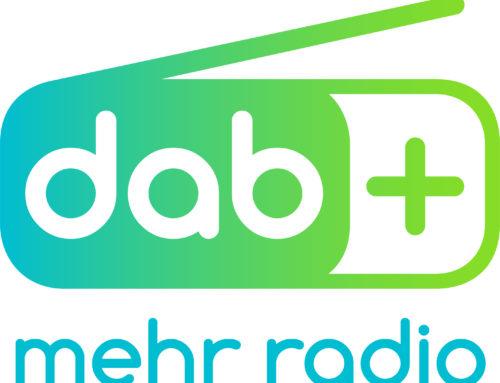 Wir geben ein Plus für DAB+