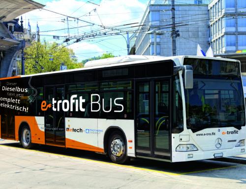 ÖPNV, Elektromobilität, alternative Antriebe – Profil Marketing das erste Mal auf der Bus2Bus
