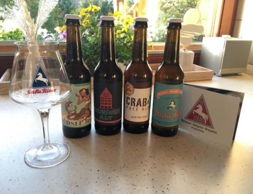 Virtuelles Beer-Tasting oder: die hopfenfrische Videokonferenz